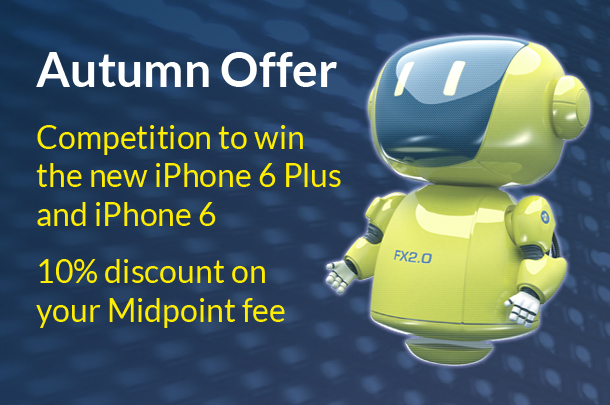 Autumn iPhone 6 Competition and Discount Code
